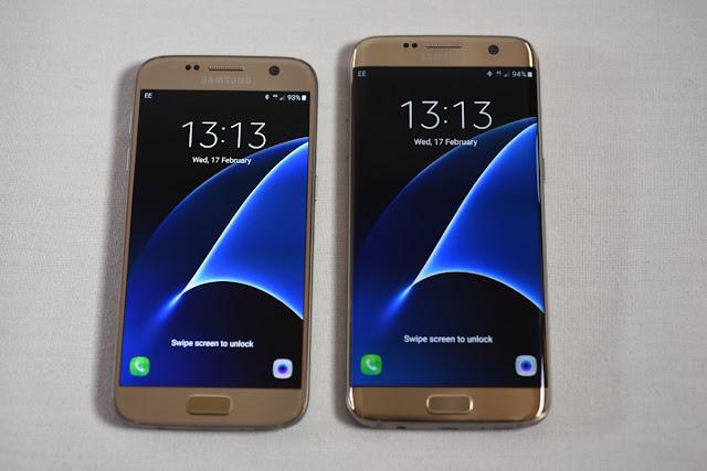 Bộ đôi Samsung Galaxy S7 và S7 Edge