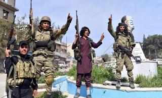 Κούρδοι της Αφρίν προς Ερντογάν: Θα γίνουμε ο εφιάλτης σας