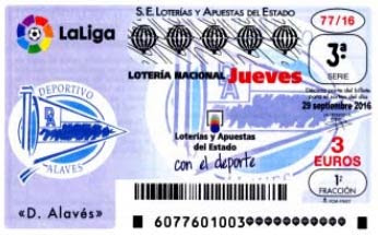 loteria nacional jueves 29-09-2016