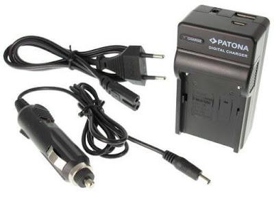 cargador de baterías patona