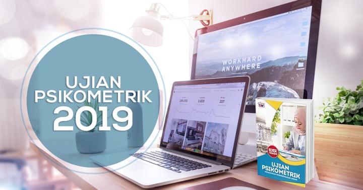 Latih Tubi Soalan Psikometrik 2019