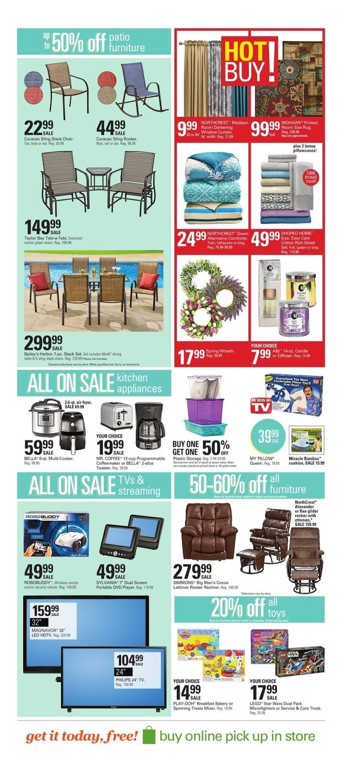photo relating to Shopko 20 Off Printable Coupon referred to as Shopko Advert This 7 days May possibly 19 - Could 25, 2019