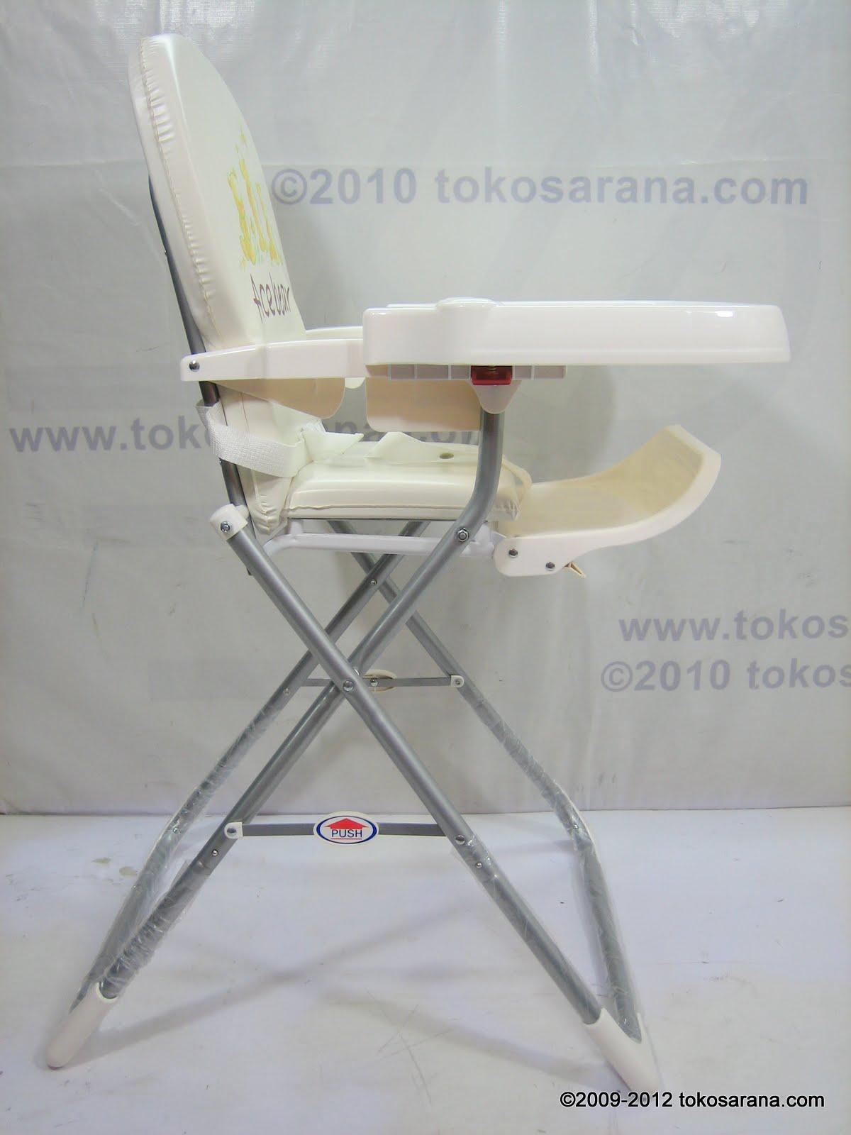 high chair that folds flat club chairs leather swivel clearance sale sepeda mainan anak dan perlengkapan bayi