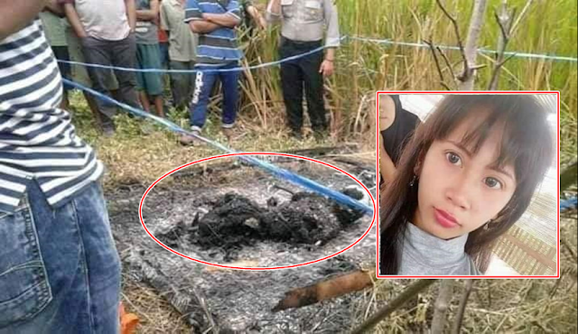 Diajak Pesta Nyabu Setelah Itu Diperkosa 5 Pria Dan Dibunuh, Mayat Janda Dibakar Dalam Keadaan Telanjang