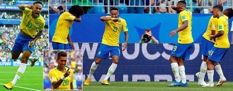 Đội hình mạnh nhất của Brazil