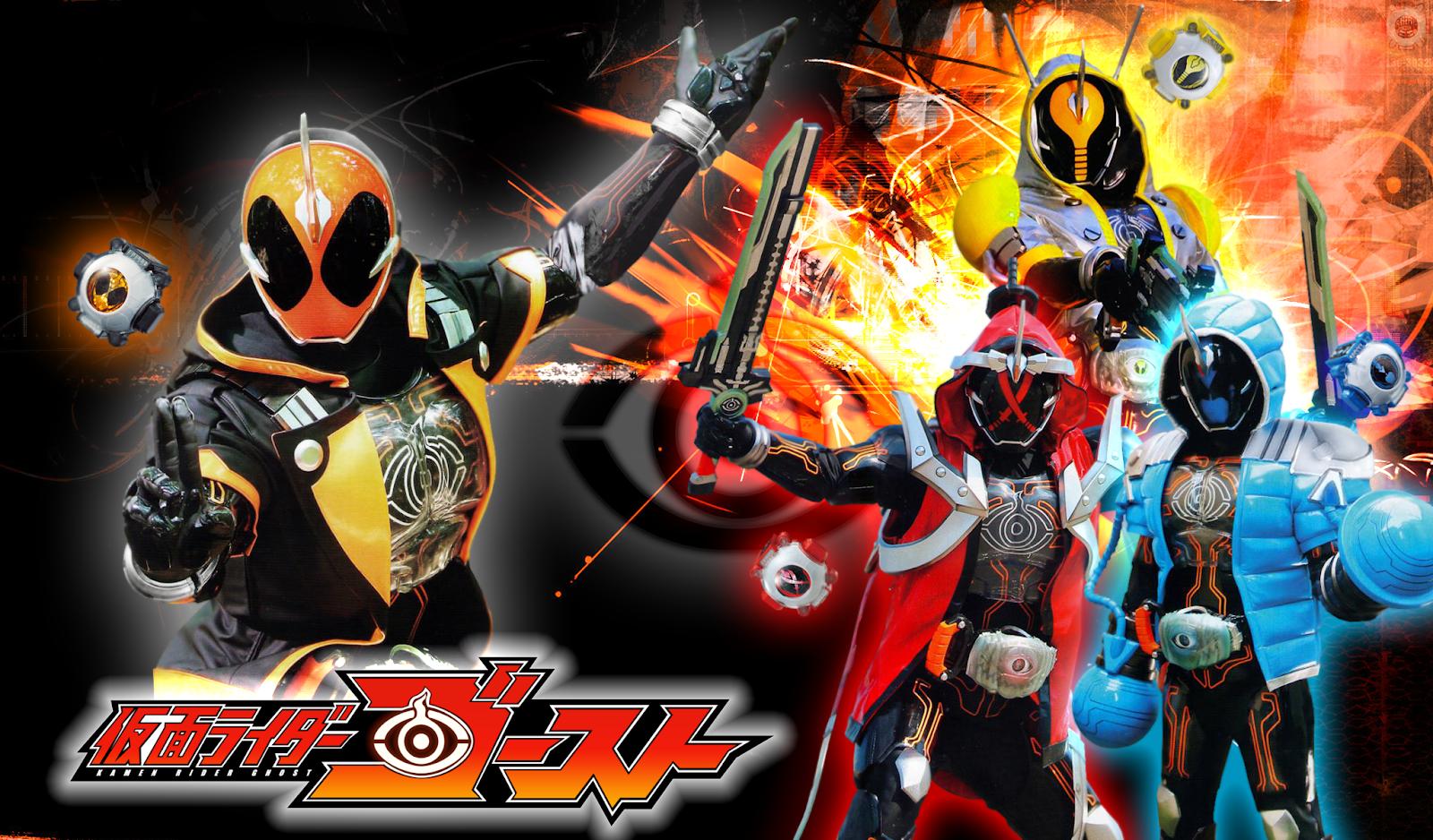 Download Kamen Rider Ghost Subtitle English Torrent Download Link