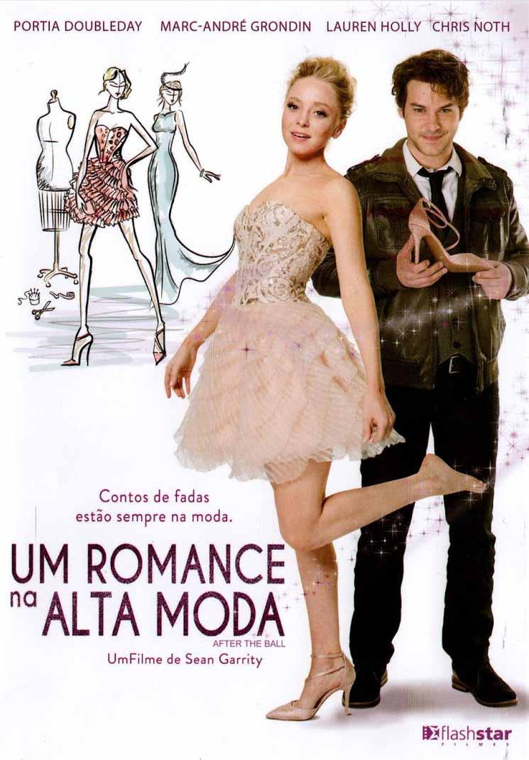 Um Romance na Alta Moda Torrent – Blu-ray Rip 720p Dublado (2015)