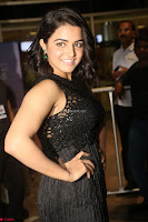 Wamiqa Gabbi in a sleeveless Black Designer Transparent Gown at 64th Jio Filmfare Awards South ~  Exclusive 125.JPG