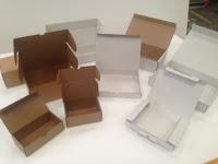 cajas pequeñas, cajas pequeñas automontables.