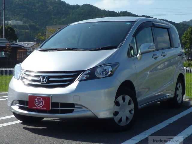 2009 Honda Freed Picture - FREED CAR