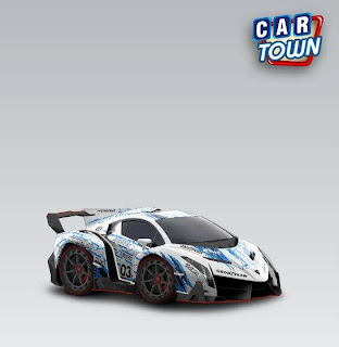 Lamborghini Veneno 2014 Cartown Design