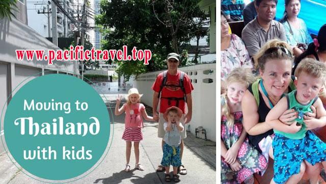 Cần chuẩn bị gì khi có trẻ nhỏ cùng đi du lịch Thái Lan với gia đình