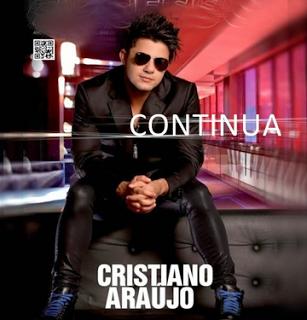 Cristiano Araújo - Continua CD Capa