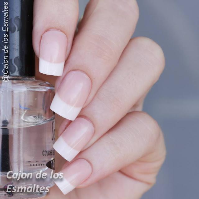 Francesitas y otras uñas postizas de Nailene