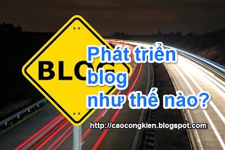 Giải pháp và lời khuyên để phát triển blog:
