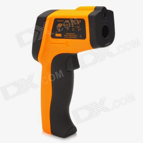 Macam Macam Thermometer - Infrared Thermometer