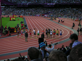 London 2012 Olympics - Athletics