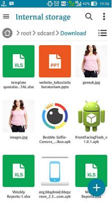 (Tips) Cara Mengatasi Memori Penuh di SMartphone Android Ram 1GB