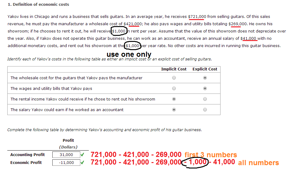 cost of production economics pdf