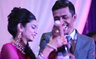 Sashitahran Malathi Wedding Reception Cinematic Video Montage