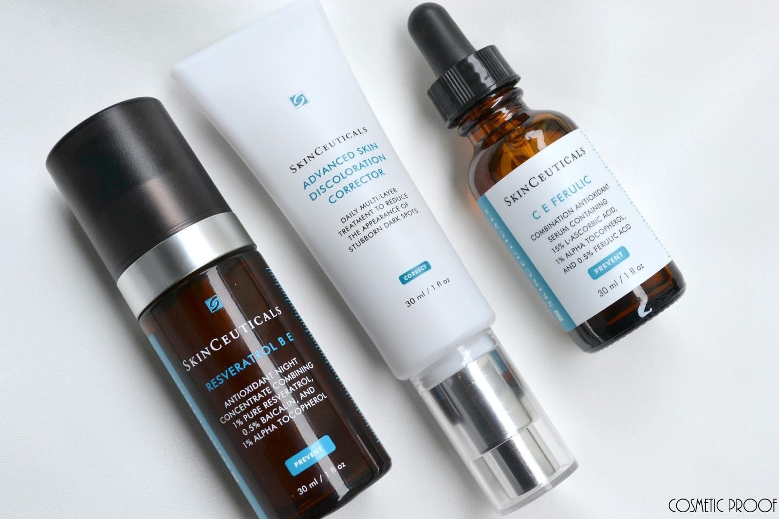 Skincare Skinceuticals C E Ferulic Combination Antioxidant