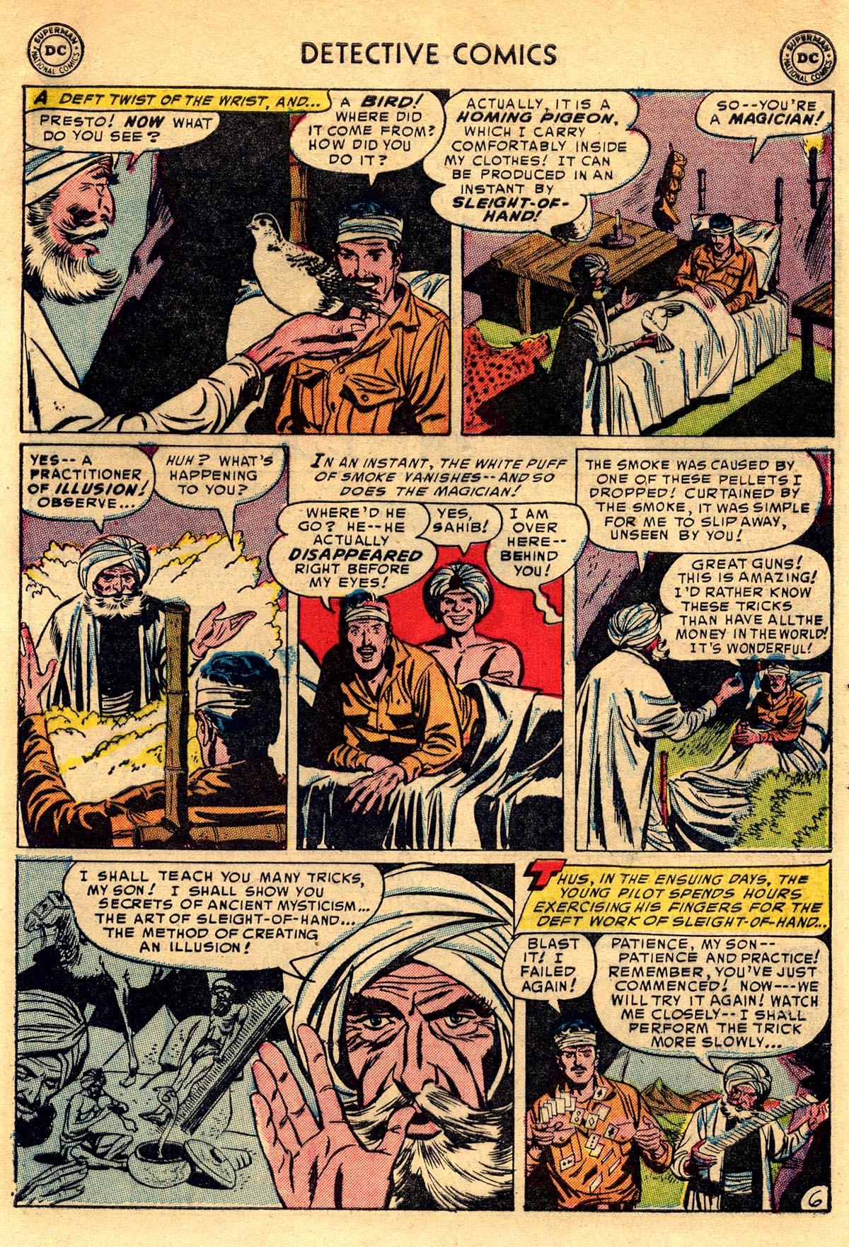 Read online Detective Comics (1937) comic -  Issue #203 - 39