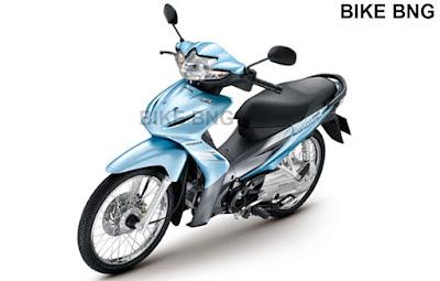 Honda Wave Alpha (Scooter)