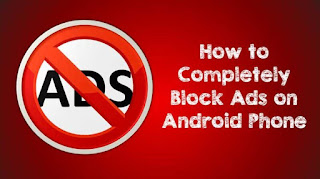Block Ads In Android