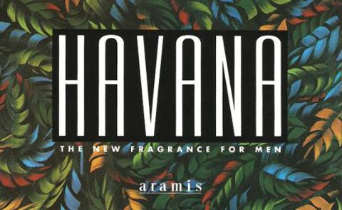Havana by Aramis