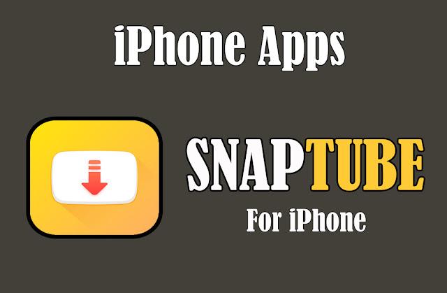 برنامج SnapTube سناب تيوب للايفون