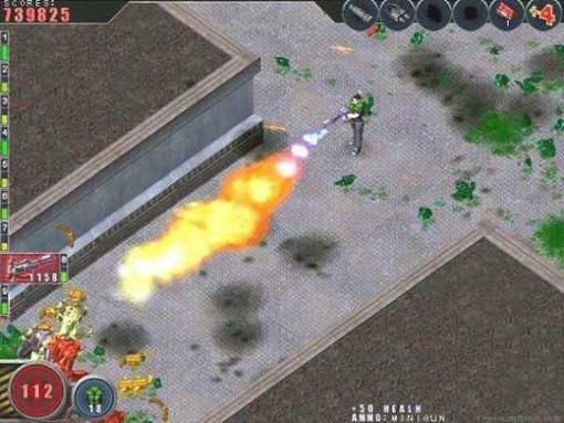 تحميل لعبة الاكشن و اطلاق النار Alien Shooter للكمبيوتر