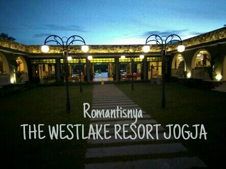 westlake resort jogja menginap romantis