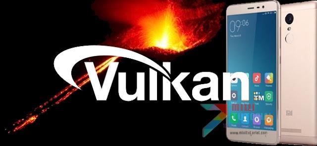 Mungkinkah Xiaomi Redmi Note 3 PRO Memainkan Game Berbasis Vulkan API? Ini Tutorial Cara Installnya