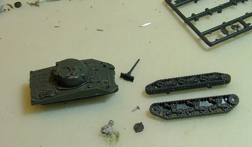 All Miniatures Great And Small Shootout M4a3 Late