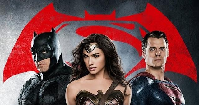 Justice League es más ligera que Batman v Superman