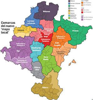 NO a la Contrareforma del Mapa Local