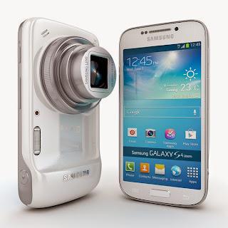 Spesifikasi Samsung Galaxy S4 Zoom terbaru