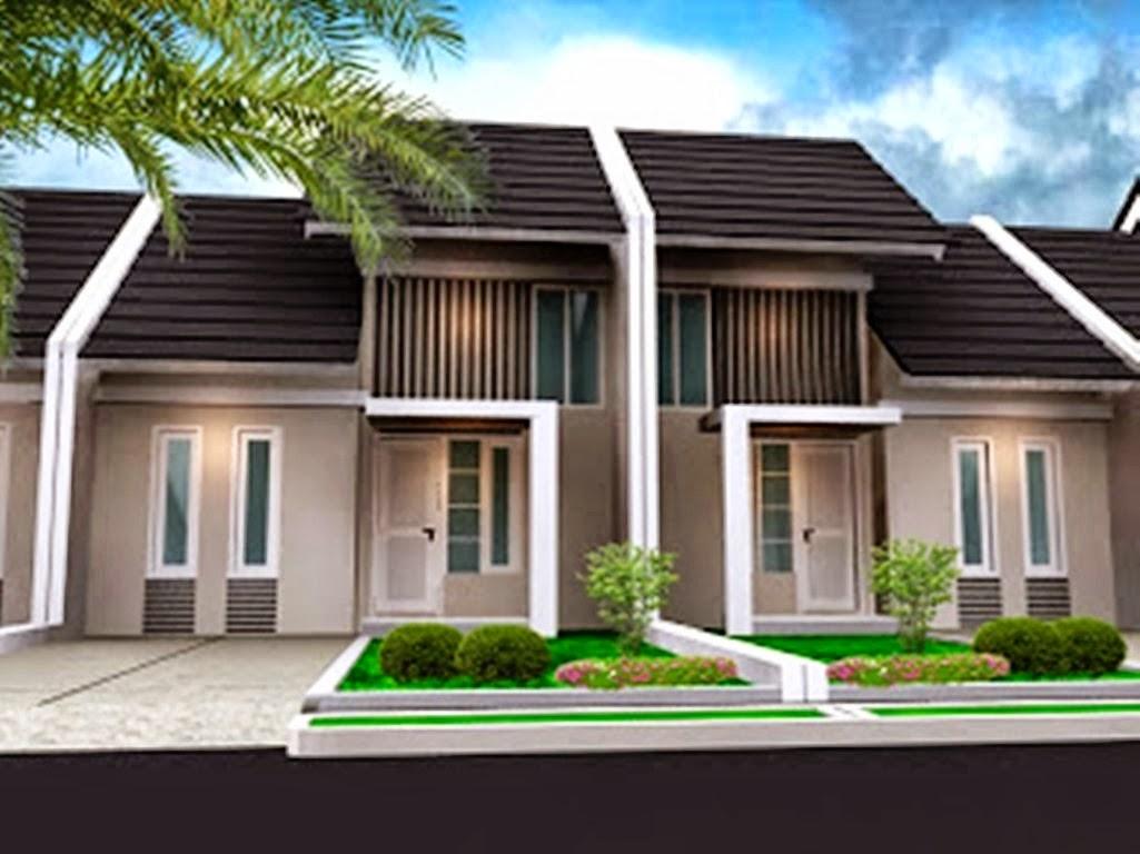 Desain Rumah  Minimalis Type  45 1 Lantai Terbaru 2019