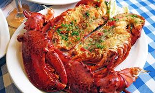 Seafood Adalah Makanan Yang Kaya Kolesterol