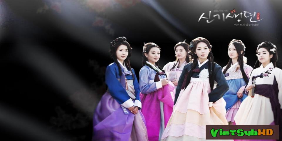 Phim Góc Khuất Của Số Phận Hoàn tất (52/52) Lồng tiếng HD | New Gisaeng Story 2011