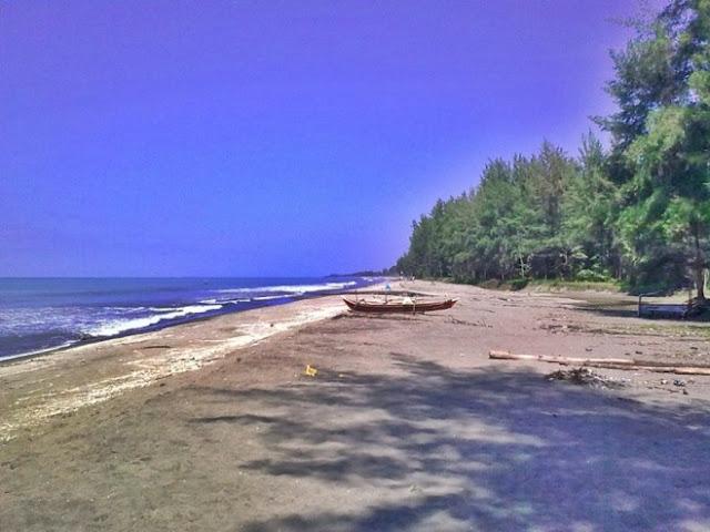 Pantai Arta Sungai Limau