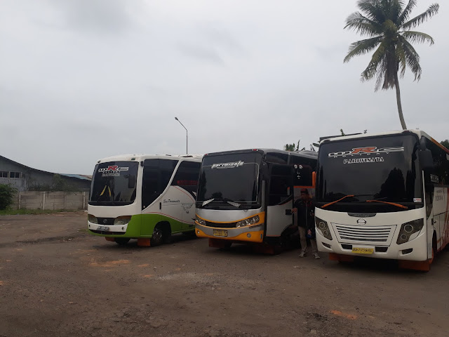 Rental Bis Tanjung Pinang Dan Bintan