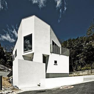 Desain Rumah Gaya Jepang Modern