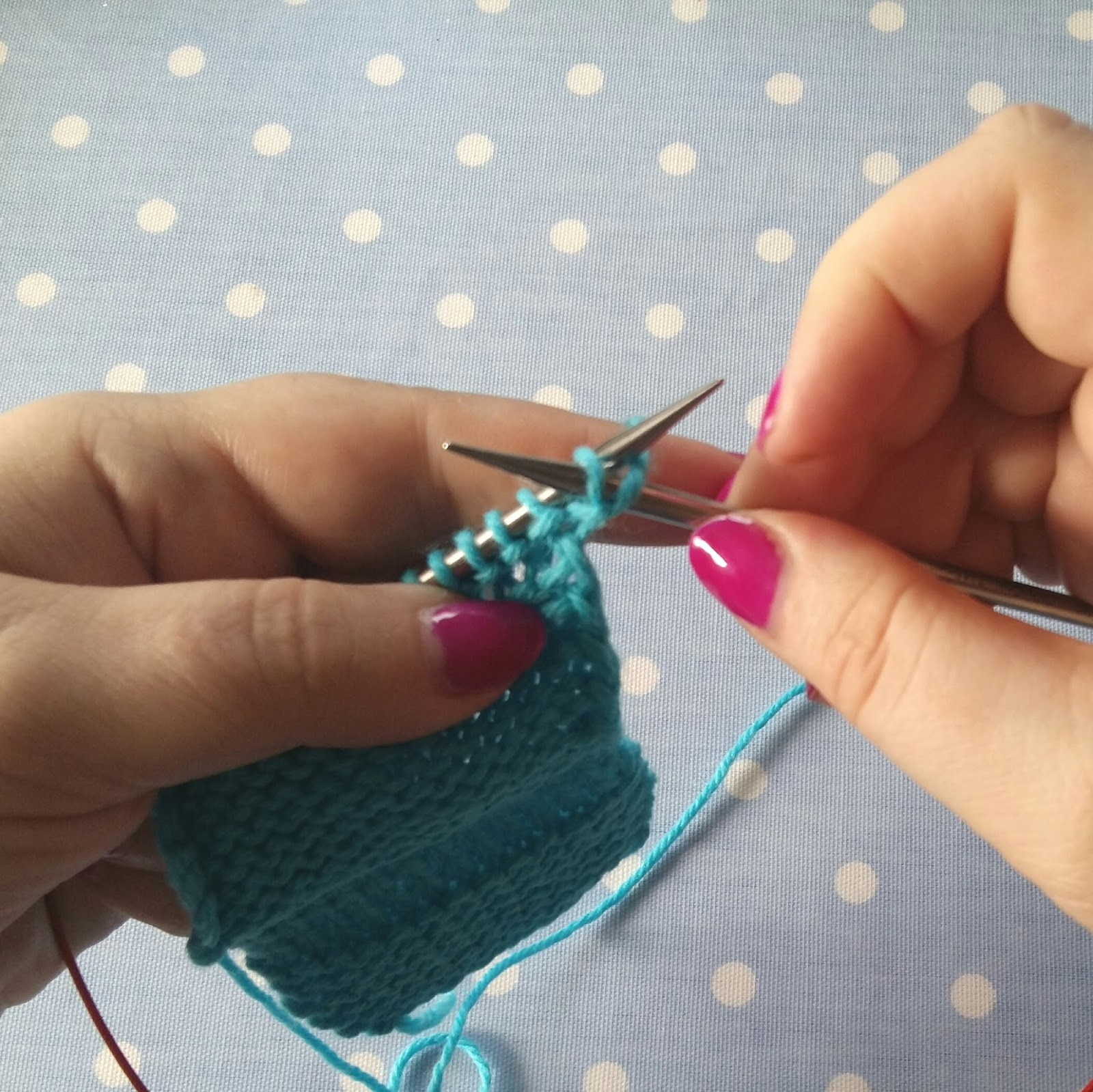 Confessions Of A Yarnaddict Mini Tip Monday Slipping Stitches