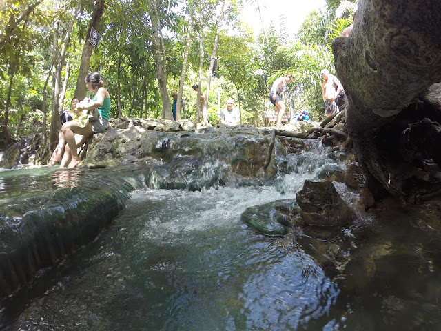 hot springs krabi thailand