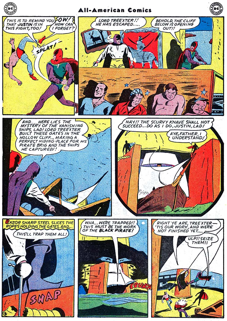 Read online All-American Comics (1939) comic -  Issue #72 - 39
