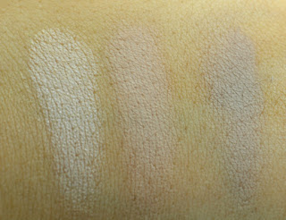 Naked 2 basics - Urban Decay - Matte eyeshadow - eyeshadow palette - swatches - review - make up - neutral tones