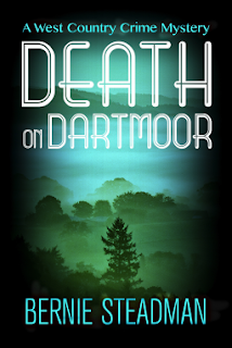 death on dartmoor cover
