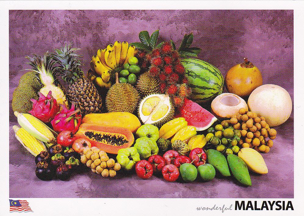 postcard a la carte 2  malaysia and southeast asia
