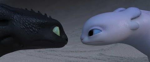 En cartelera: Nuevo trailer internacional de 'Cómo entrenar a tu dragón 3'